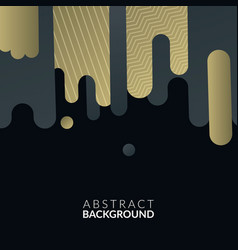 Modern abstract background design concept vector