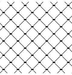 Oval line geometric seamless pattern 4211 vector