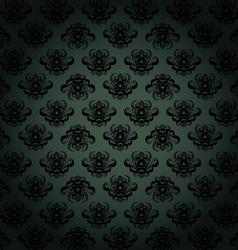 dark background vector image vector image