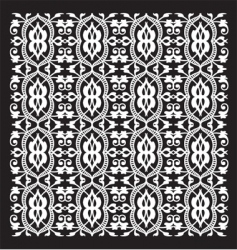 intricate background vector image vector image