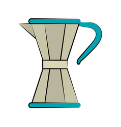 Coffee beverage icon image vector