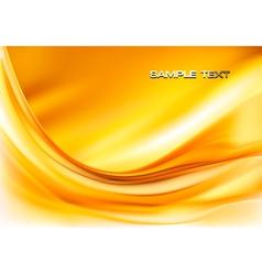 gold transparent background vector image vector image