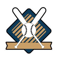 sports equipment design vector image