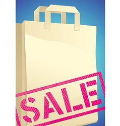 Packing sale vector