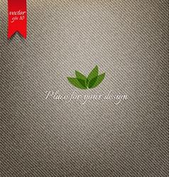 textile texture 2 vector image