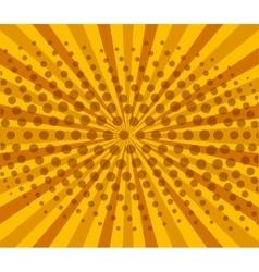 Pop art background design vector