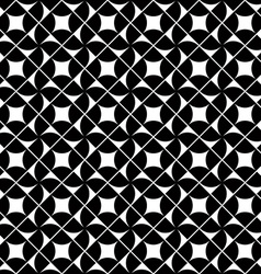 Old mosaic seamless background vector