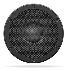 Acoustic speaker 02 vector