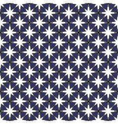 Design seamless abstract diagonal winter pattern vector image