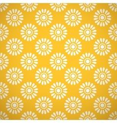 Vintage different pattern endless texture vector