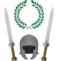 roman glory fourth variant vector image