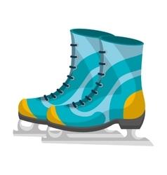 Ski accessory equipment icon vector