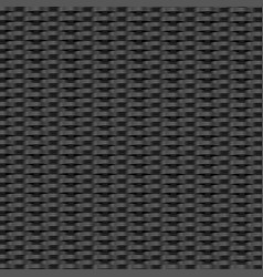 Abstract carbon fiber rattan material textu vector