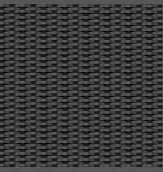 Abstract carbon fiber rattan material textu vector