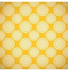 Vintage different pattern Endless texture vector image vector image