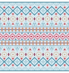 ethnic patterns seamless vector image vector image