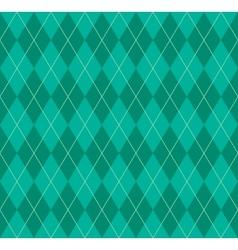 Seamless argyle pattern vector image
