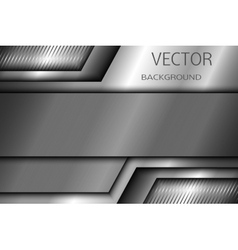 Abstract metal background eps 10 vector