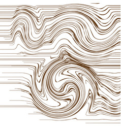 abstract grunge wood texture2 vector image vector image