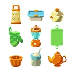 Cooking Utensils vector image