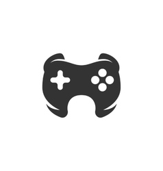 Game icon isolated on a white background vector image vector image
