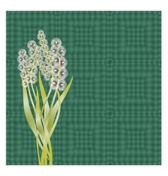 Seamless pattern floral background vector