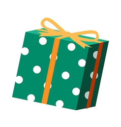 The gift boxes vector