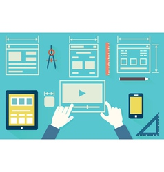 Mobile application optimization for devices vector