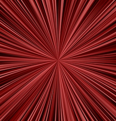 Dark maroon abstract ray design background vector