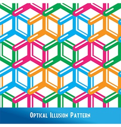 Optical Pattern vector image