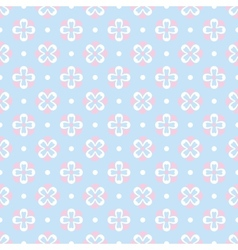 Baby pastel different seamless pattern tiling vector