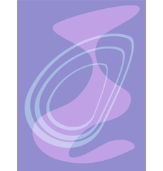 Purple abstract retro background vector image vector image