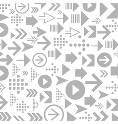 Background of arrows9 vector image