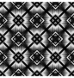 Design seamless diamond pattern vector