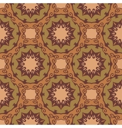Style boho-chic seamless pattern vector
