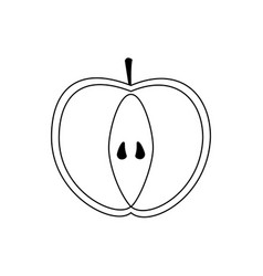 Fruit icon image vector