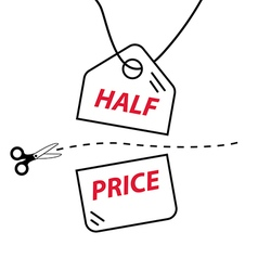 Cut price vector