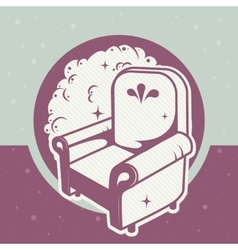 Chair vector image vector image