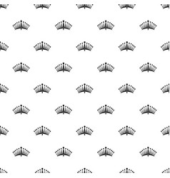Big crown pattern vector