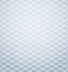 Textured honeycomb background vector