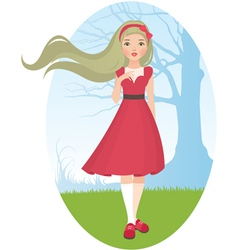 Alice vector image