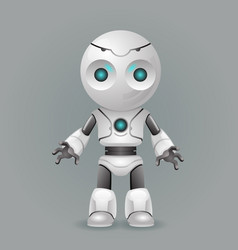 innovation technology science fiction future cute vector image