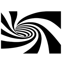 Whirl pool spiral vector