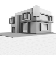 Built scene vector