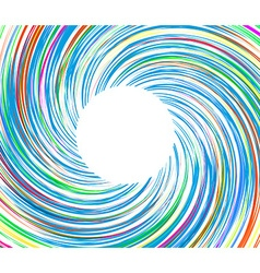 Whirlpool background waves vector