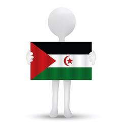 Western sahara vector