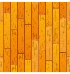 Bright wooden boards seamless pattern vector image