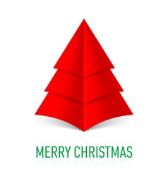 Merry christmas corner paper 17 vector
