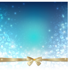 light merry christmas template vector image vector image