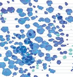 Pattern spots vector image